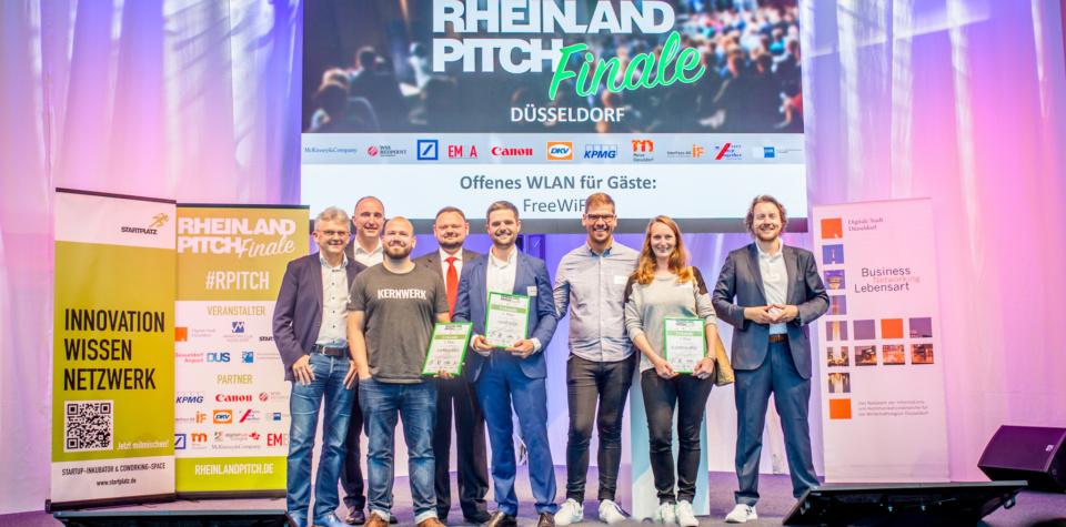 Rheinland-Pitch Sommerfinale 2018